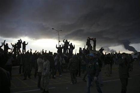 Libya's Qaddafi defies UN, assaults Benghazi | Coveting Freedom | Scoop.it