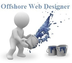 How Find a Creative Offshore Web Designer for Your Website | Web Development Services | Scoop.it