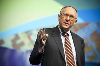 REDLANDS: Dangermond, Esri map the future | Breaking News | PE.com - Press-Enterprise | Remote Sensing News | Scoop.it