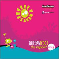 Headstream Social Brands 100 Report | Digital & Marketing | Scoop.it