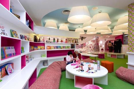 kids-library-design | School Library Design | Scoop.it