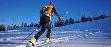 Le ski de randonnée se démocratise en stations | Tourisme de randonnées                                                                                                                                                                                 & Sports de nature pour les pros | Scoop.it