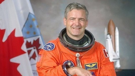 Canadarm unveiled at museum, but first Canadian in space says he wasn't invited | SEER | Scoop.it