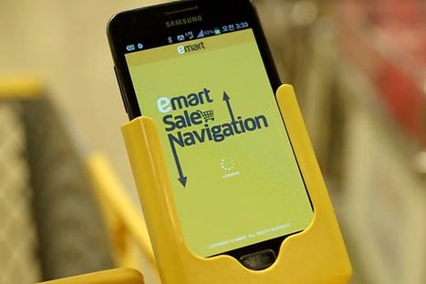 Une société coréenne réinvente le shopping en supermarché avec votre Smartphone !   Hyperlieu, le lieu comme interface à l'écosystème ambiant   Scoop.it