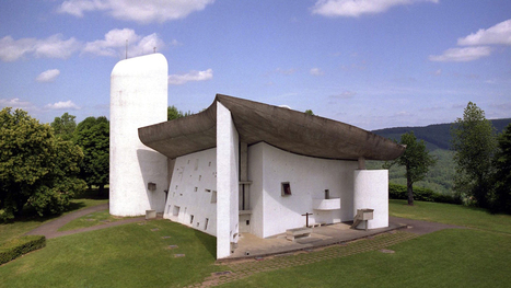 UNESCO adds 17 Le Corbusier projects to World Heritage List | Dans l'actu | Doc' ESTP | Scoop.it