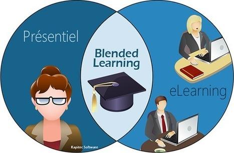 Qu'est-ce que le Blended Learning ? • Kapitec Software | E-learning, FOAD,EAD,tutorat | Scoop.it