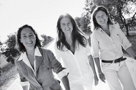 Italy's Antinori Sisters Prepare To Run A Wine Empire | Vitabella Wine Daily Gossip | Scoop.it