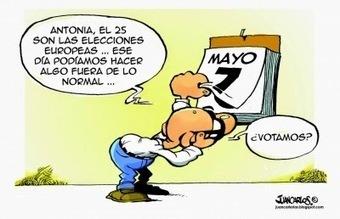 Especial elecciones europeas | Humor sin recortes | Scoop.it