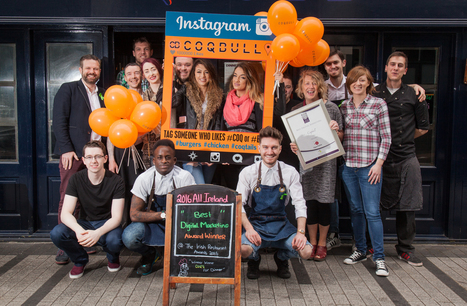 All Ireland Best Digital Marketing Award Winner, Coqbull! | Food | Scoop.it