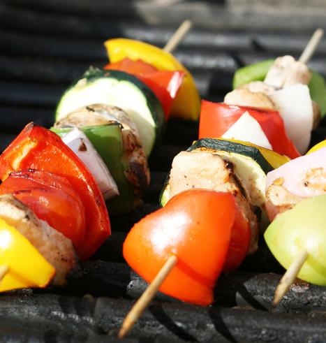 Healthy Chicken Kabobs Recipe | FitBodyFactor | Scoop.it