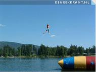 Opening Waterjump Piushaven | De Maasroute | dé Weekkrant | Waterjump | Scoop.it