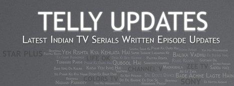 Telly Updates | hrinterview.in | Scoop.it