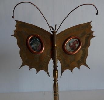 Vosges : un papillon porte-photo à découvrir au musée de Martinvelle | Variétés entomologiques | Scoop.it