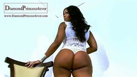 DEELISHIS BIG JUICY BOOTY IN WHITE LINGERIE | Ass All Over The World | BIG BOOTY SHAKERS | Scoop.it