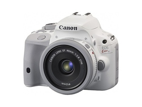 Canon Unveils a White Version of the SL1 DSLR in Japan - Popular Photography Magazine | Krash with Me | Scoop.it