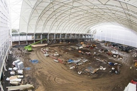 Scotland's new £33m centre of sporting excellence | Culture Scotland | Scoop.it