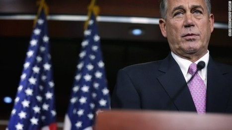 Boehner mocks colleagues on immigration | Tea With The Mad Hatter | Scoop.it