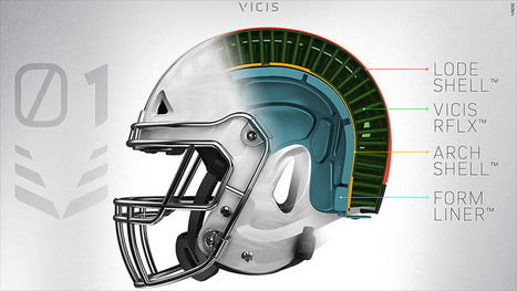 Can this helmet make football safer?   Sport, Education & the Media.   Scoop.it