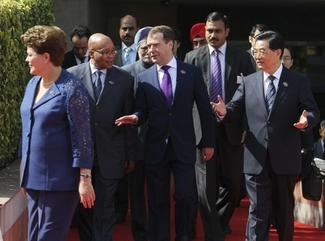 BRICS Summit: A perspective from Brazil | Al Jazeera Blogs | Brazilianisms | Scoop.it