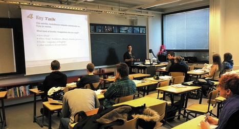 Finns beat U.S. with low-tech take on school - Politico   Technology enhanced learning   Scoop.it