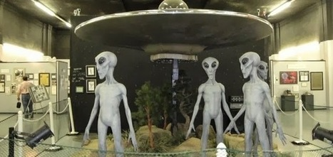 Alien UFO Sightings: Poll suggests 48% believe in alien visitation | UFOs! Evidence and Speculations | Scoop.it