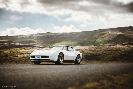 This Icelandic 1982 C3 Corvette Is All Kinds Of Beautiful | Motor Verso Car News | Scoop.it