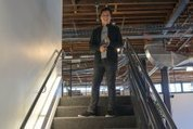 Checking out Pinterest's new home in San Francisco with CEO Ben Silbermann   Everything Pinterest   Scoop.it