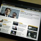 L'explosion des ventes de tablettes se fait au détriment des PC | Au fil du Web | Scoop.it