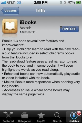 Apple Updates iBooks Introduces Read-Aloud Plus Improvements & Bug Fixes | Cult of Mac | Audiobook Business News | Scoop.it
