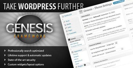 How to Update Genesis Framework | Marketing & Finance | Scoop.it