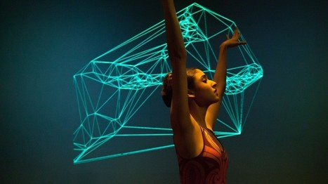 Dancing into Wearable Technology | The Art of Dance | Scoop.it
