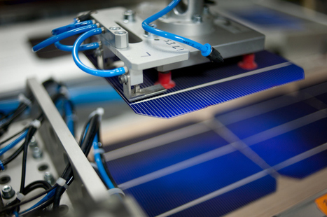 Final answer: U.S. hits Chinese solar makers with tariffs | GigaOM Cleantech News | Développement durable et efficacité énergétique | Scoop.it