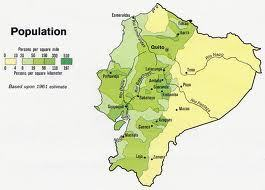 Population and Racial Demographics | Ecuador, Devin Elder | Scoop.it