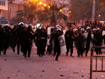 Egypt: activists teargassed during police brutality trial | From Tahrir Square | Scoop.it