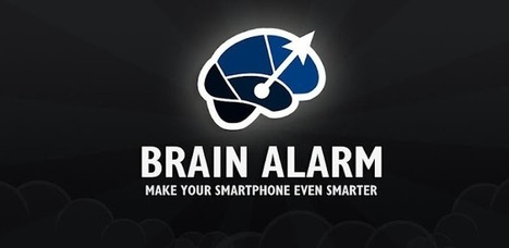 Brain Alarm LITE - Applications Android sur GooglePlay | Android Apps | Scoop.it