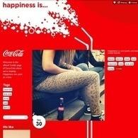 Coca-Cola's new Tumblr shares happiness | Brand Marketing & Branding | Scoop.it