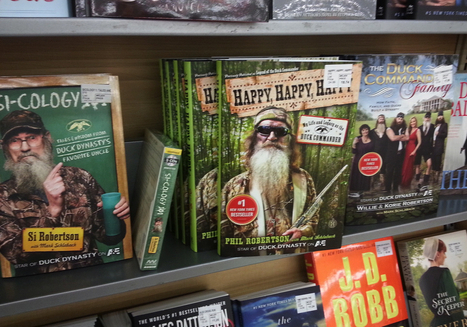 Duck Dynasty's Phil Robertson Knew Exactly What He Was Doing | duck dynasty | Scoop.it