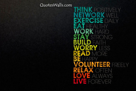 Think Positively Quotes | Quotes Wallpapers | Scoop.it