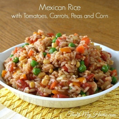 Best Ever Mexican Rice - Recipes, Food and Cooking | Recipes. Food and Cooking | Scoop.it