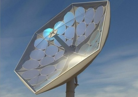 IBM Solar Collector Concentrates Light with the Power of 2,000 Suns | Cool Future Technologies | Scoop.it