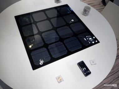 Mesa para recargar gadgets con energía solar de Panasonic | Noticias de ecologia y medio ambiente | Infraestructura Sostenible | Scoop.it