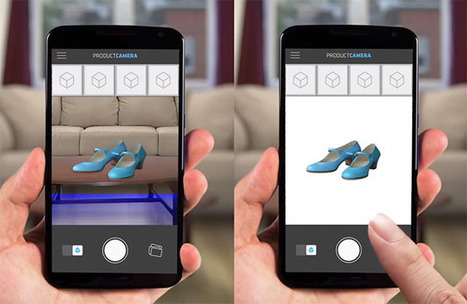 Product Camera is a Camera App That Creates Photos of Objects on White Backdrops | xposing world of Photography & Design | Scoop.it