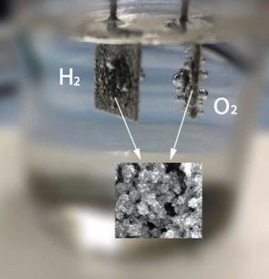 Improved water splitting advances renewable energy conversion: Greenest way to convert electricity to chemical fuel, say researchers | MishMash | Scoop.it
