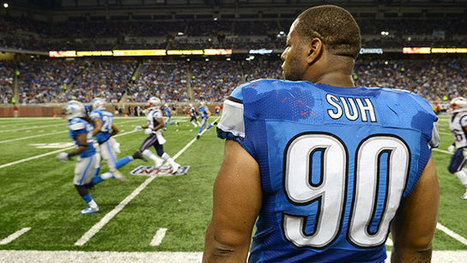 How to Write a Hit Piece on Ndamukong Suh | Sports | Scoop.it