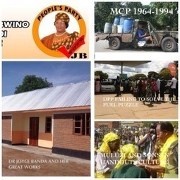 A COMPARATIVE ANALYSIS OF DEVELOPMENTS IN MALAWI LOOKING AT THE TENURE OF LEADERSHIP PUTS DR JOYCE BANDA THE BEST PRESIDENT AHEAD OF ALL. : Banthu Times: Breaking News, Sports, Business, Entertainm... | Malawi daily news | Scoop.it