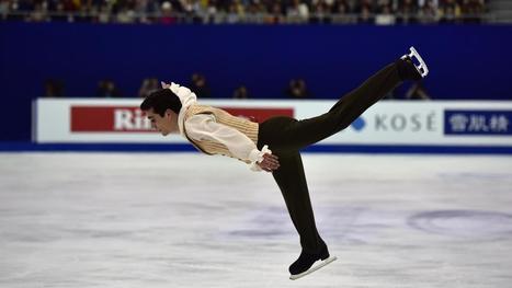 Mondiaux patinage artistique 2015 - Javier Fernandez premier champion espagnol, Florent Amodio 9e | Patinage artistique | Scoop.it