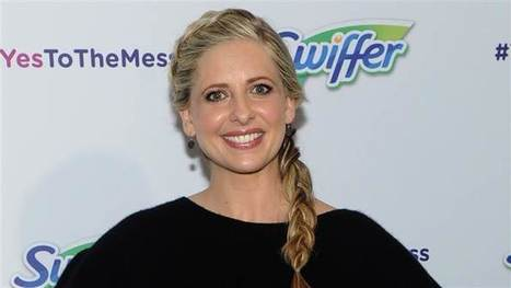 Sarah Michelle Gellar reveals her No. 1 rule for busy moms | Kickin' Kickers | Scoop.it