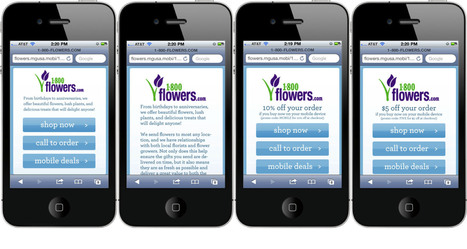 How to Build the Perfect Mobile Landing Page | WordStream | SMX London 2014 Topics | Scoop.it