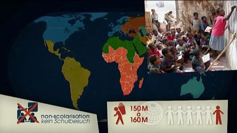 CO_B1 - Les principaux freins de la scolarisation dans le monde | Remue-méninges FLE | Scoop.it