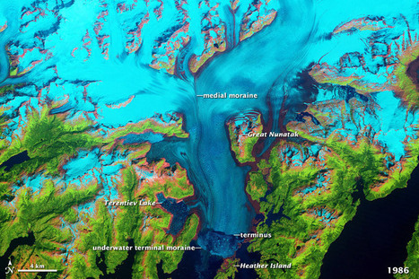 Global warming: Study helps quantify how much Alaska's melting glaciers contribute to sea level rise | Climate change challenges | Scoop.it